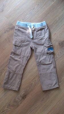 Фирменные брюки в стиле карго