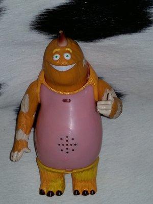 интерактивная говорящая игрушка Джордж Сандерсон Disney/pixar Hasbro Сша оригинал