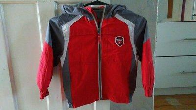 Куртка для маленького пожарного 4 года