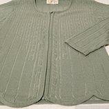 Кардиган М-L, 46-48р, джемпер, кофта, пуловер, свитер