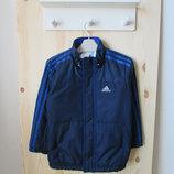 куртка adidas-original на 5-6 лет