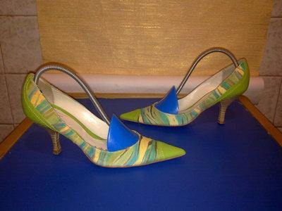 Туфли FLUXA 100% натуральная кожа Испания 36р.идеал