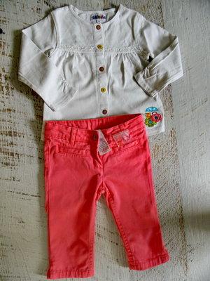 стильные брюки Jacadi 2-3 года