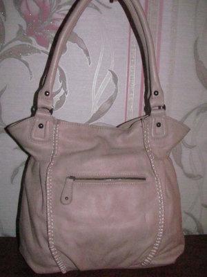 Розовая сумка O. Villavi