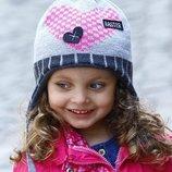 Фирменная шапочка Большое Сердце . Размер 46-48 реально на Ог 47-50 .