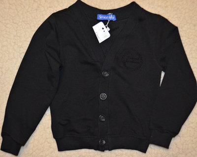 Стильный пуловер подойдет для мальчика и девочки.рост 116-152