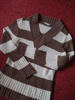 Шикарный фирменный очень теплый свитер CHICC, размер M-L