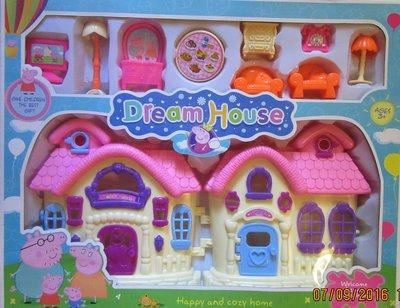 Сладкий домик Пеппы