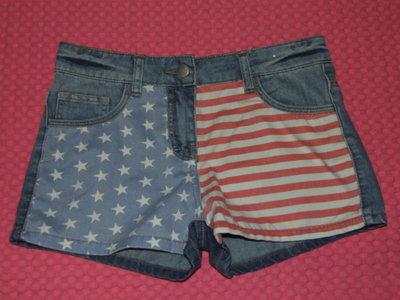 шорты 12 -13лет джинс