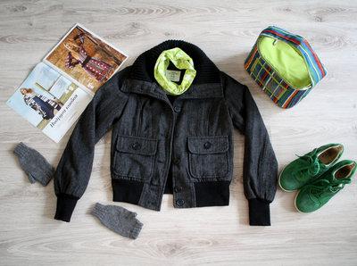 Куртка L.O.O.G. by H&M 36 розмір європ