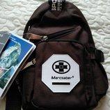 Стильный и удобный рюкзак коричневый
