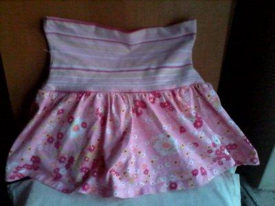 Юбка шорты 2 в 1 не ношено для девочки 10-12 лет