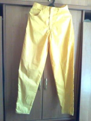 Брюки новые ярко-желтые хлопок 100% размер 32