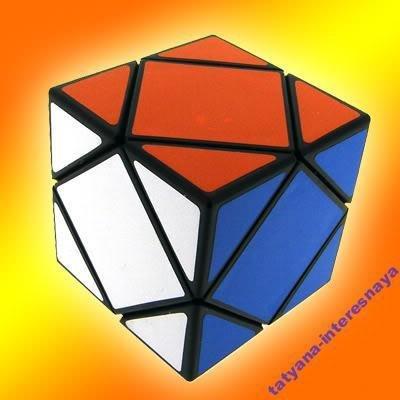 Кубик рубик SKEWB