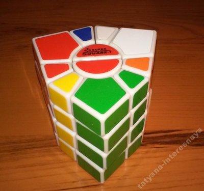 Кубик Рубика Super Square-1