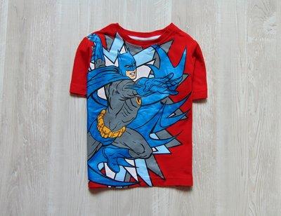 Яркая футболка для мальчика. Debenhams. Размер 1.5-2 года. Состояние идеальное