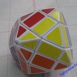 Кубик рубик White Gyro Rubik's Cube