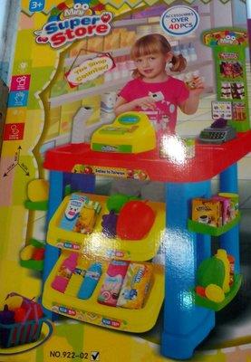 Столик-Магазин 922-02 касса, продукты