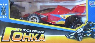 Продано: Автомобиль гоночный на радиоуправлении аккумулятор