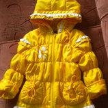 Куртка демі рост 98-104см