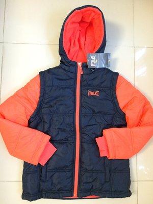 Новая теплая курточка EVERLAST 8-9 лет