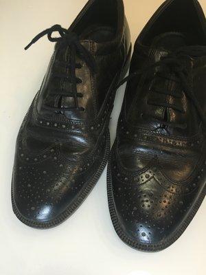 Кожаные туфли Marks&Spencer