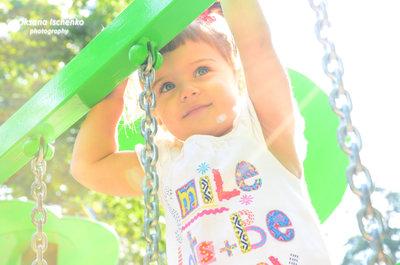 Детский и семейный фотограф, фотосессия Дня Рождения