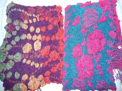 Новые яркие шарфы-жатка,2 цвета читайте описание