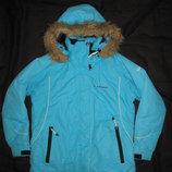 лыжная термо куртка на 11-12 лет, 146-152 рост Five Seasons