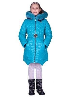 Новинка, зимнее пальто с двойным натуральным мехом, 128-158 см