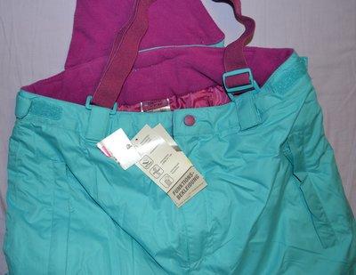 Лыжные зимние штаны, комбинезон Германия. рост 170-176 см