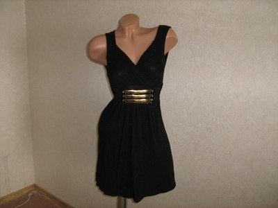 Продано: Платье трикотажное, размер 44-48, Франция