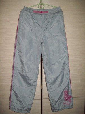 Теплые штаны OKAY для девочки 8-10 лет