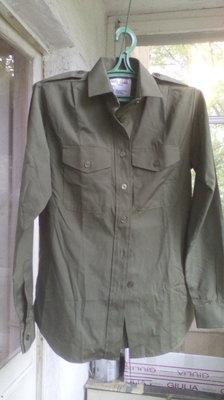Блуза рубашка женская новая милитари цвет защитный