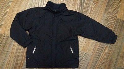 Куртка 2-х стороняя, Jerzees, 140, 9-10 л.