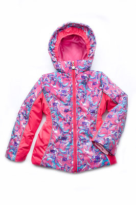 Куртка зимняя для девочки Art pink 03-00669-0
