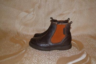 кожаные ботинки Start-rite, р. 24