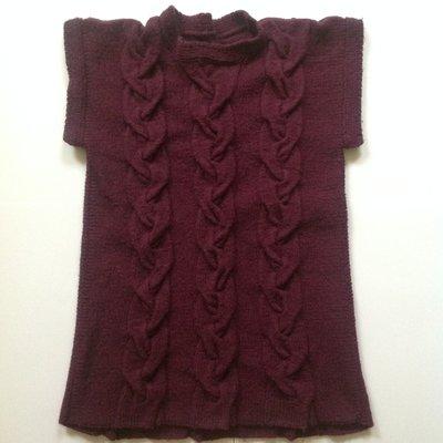 Платье-Туника для девочки зима
