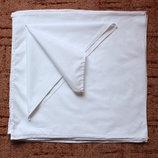 Хлопковые салфетки 38х49см для вышивания, уроков труда, рукоделия