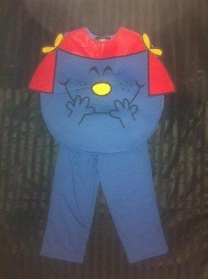 карнавальный костюм Little Miss Giggles Mr. Men and Little Miss единый размер