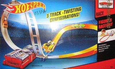 Трек Hot Speed с железной машинкой