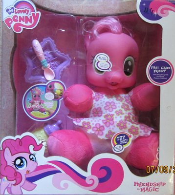 Продано: Малышка Пони