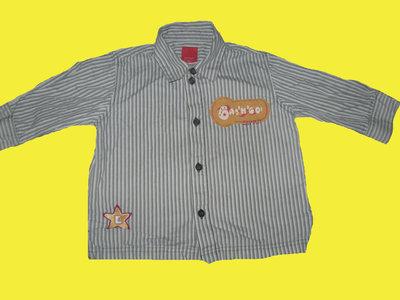 Нарядная рубашка на малыша 1-1,5 года,