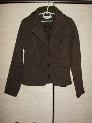 Теплый кардиган кофта .пиджак для девочки 9-10 лет ,