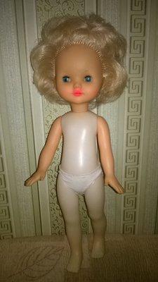 Коллекционная винтажная кукла,ГДР