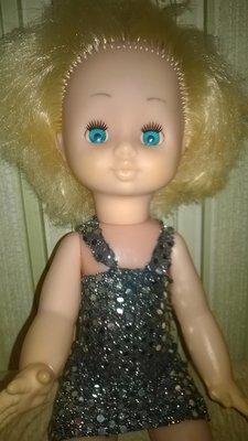Коллекционная винтажная кукла ссср,донецк