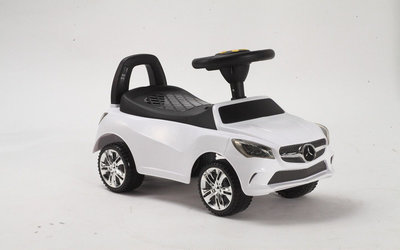 Каталка-Толокар Bambi M 3147C-1 Mercedes, белый