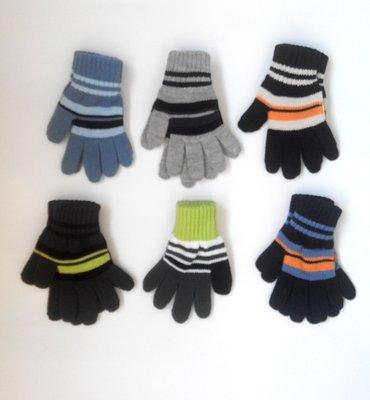 перчатки на 2-4 года и 5-8 лет