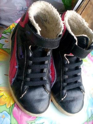 ботиночки Пума 32-34 р р