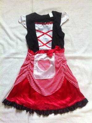 карнавальное платье красной шапочки 7-9 лет